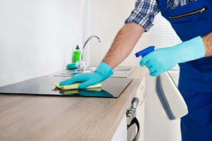 Deep Cleaning Services by North Shore Maids