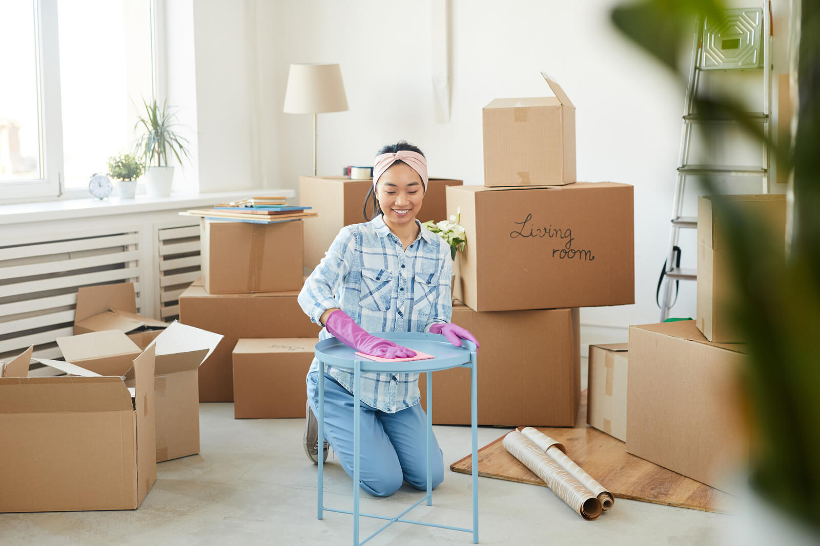North Shore Maids offers the most comprehensive move in and move out services in the area.